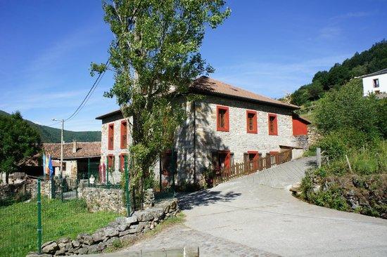 Hotel Rural Genestoso: El hotel