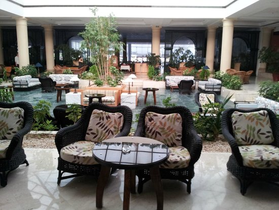 Sharm Dreams Resort : холл