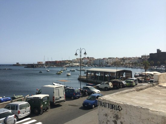 Yacht Marina Hotel: View
