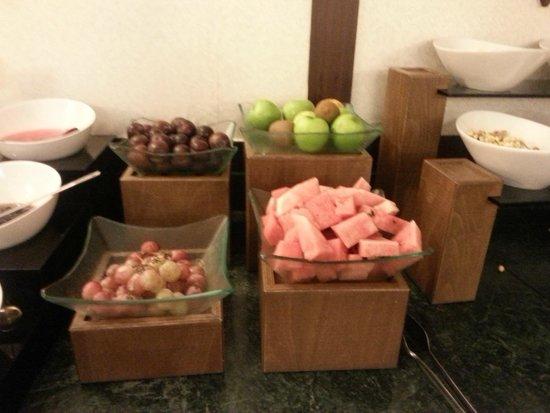Orient Express Hotel: plat du déjeuner