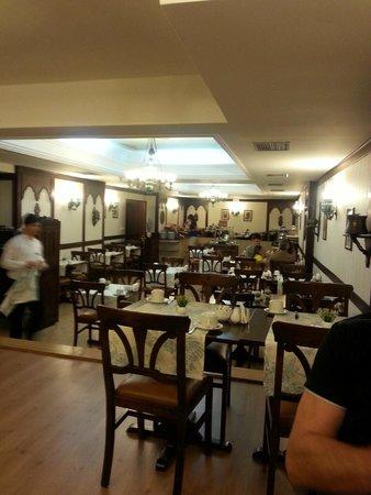 Orient Express Hotel: salle du déjeuner