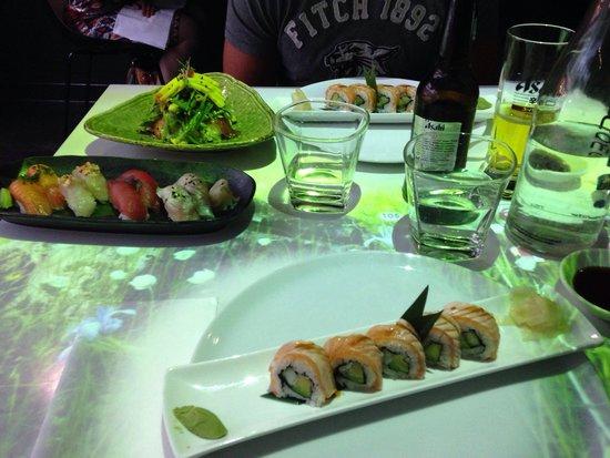 Inamo Soho : Sushi