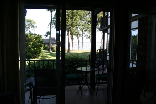 Dering Harbor Inn: Suite 217 View of the Harbor