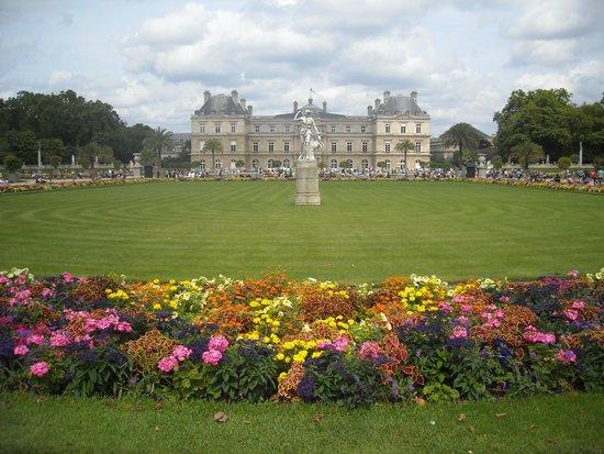 Foto de jardines de luxemburgo par s jardines de for Jardines de luxemburgo paris