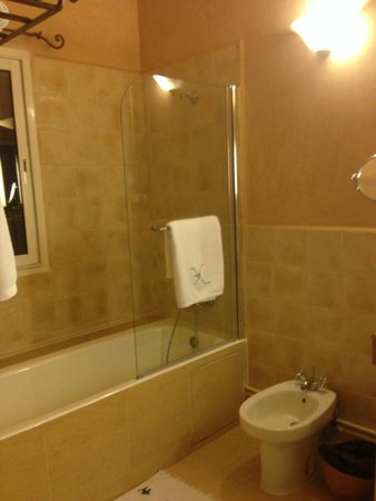 Villa Mandarine : Salle de bain