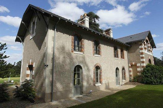 Hostellerie Chateau de la Barbiniere : Maison du régisseur