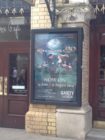 Gaiety Theatre: Riverdance