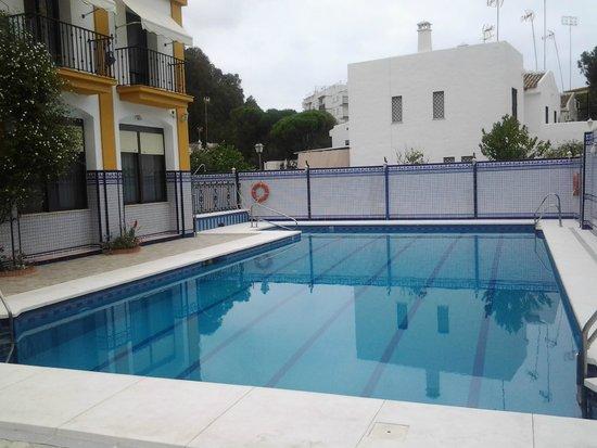 Hotel Paraiso Playa: Piscina del hotel.