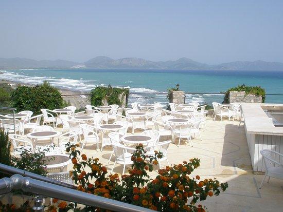 PURAVIDA Resort Seno: Starlight Bar auf halber Höhe