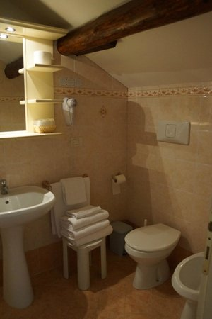 Villa Casanova: Bathroom