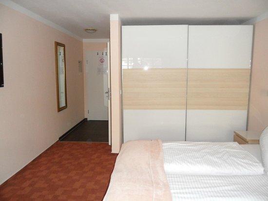 Hotel Anker: Zimmer