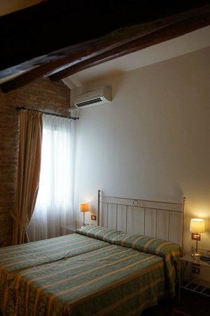 Villa Casanova : Our room