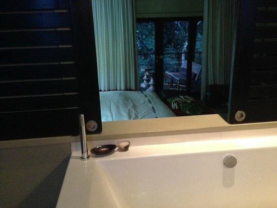 Nyungwe Forest Lodge: notre suite