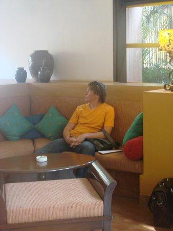 Lemon Tree Amarante Beach Resort, Goa: отель