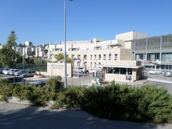 Hotel Yehuda : Hotel