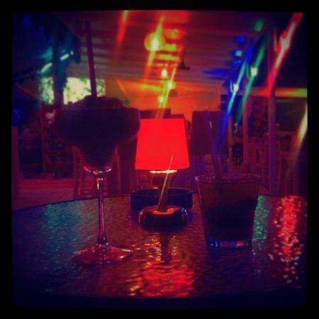 Bahar: Cocktails in the Lighthouse bar (don't try their caipirinhas - terrible. but their daiquiris are