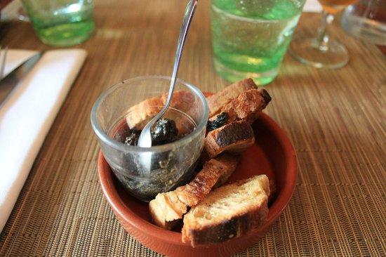 Le Tilleul : Olive pate
