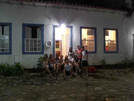 Paraty Central Hostel : Central Hostel em Paraty