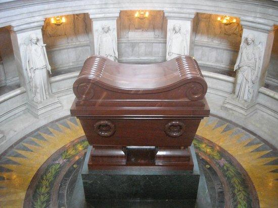 Musée de l'Armée: Tumba de Napoleon