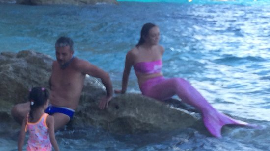 Davide&Golia: Il capitano e... la sirena