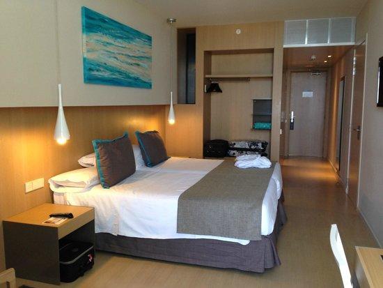Hotel Atenea Port Barcelona Mataro : chambre