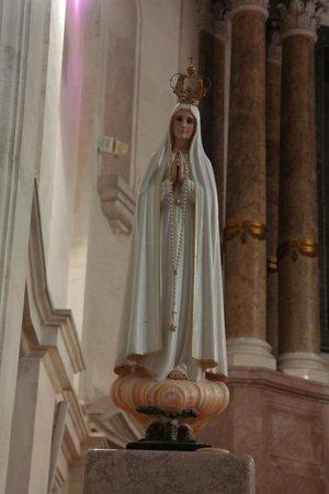 Basilica de Nossa Senhora de Fatima: Nossa Senhora De Fatima