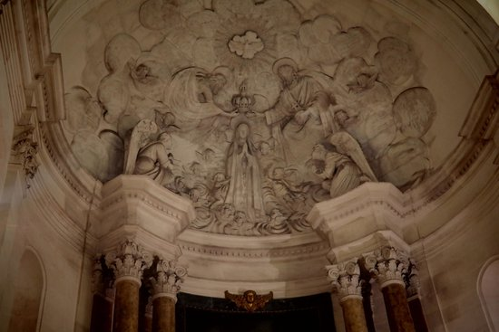 Basílica de Nossa Senhora de Fátima: In the Basilica