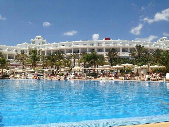 Hotel Riu Palace Maspalomas : AMAZING VIEW