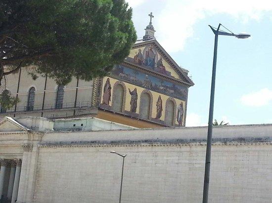 Abbazia di San Paolo fuori le Mura: Basilica s Paolo