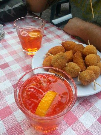Osteria da Nea: Spritz & stuzzichini