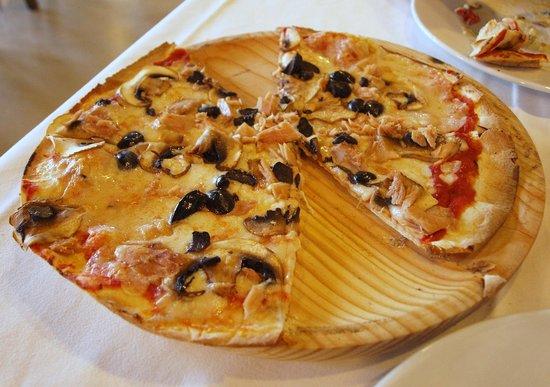 Garbatella: Pizza Rustica (mediana)