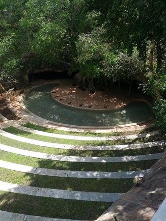 Hacienda Ochil: Cenote