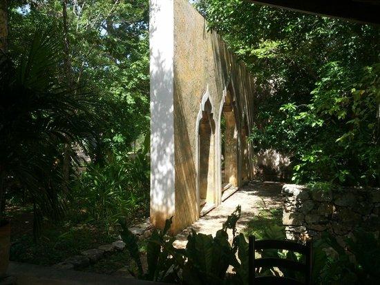 Hacienda Ochil: Arcos
