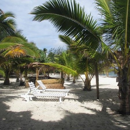 White Sands Beach Resort: Perfect relaxation!