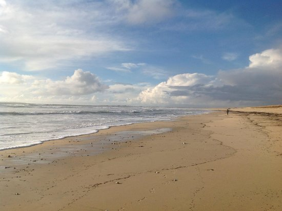 La Longere, Luxury b&b: Empty beaches