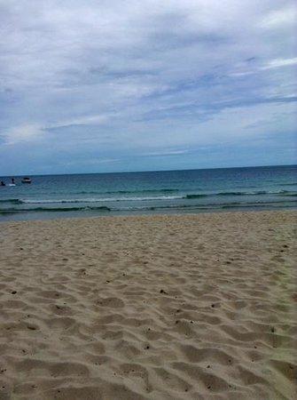 Centara Grand Beach Resort Samui : beach