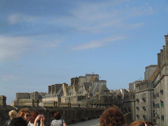 Les Remparts de Saint-Malo : Saint-Malo