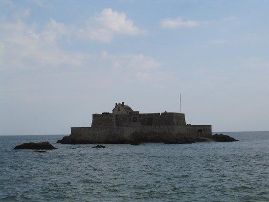 Les Remparts de Saint-Malo : Saint-Malo, форт