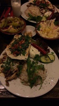 Beirut: Shawrma chicken