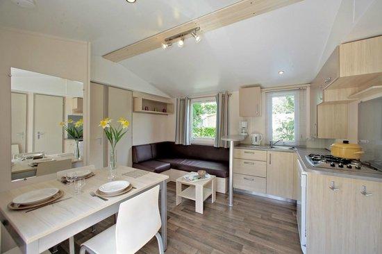 Domaine de Soleil Plage: Cottage 3 chambres confort