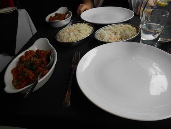 Bombay Spice: Lamb Bhuna with Rice