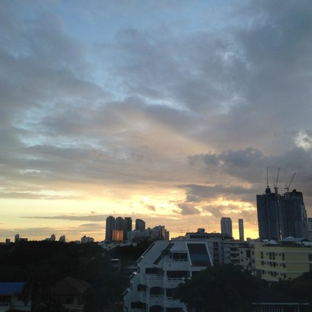 H-Residence Sathorn : View from Room 620