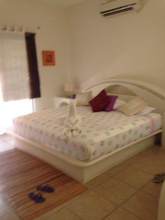 Villas Geminis Boutique Condo Hotel : La camera da letto