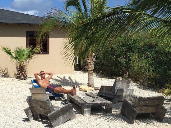 Bridanda Apartments Bonaire: Relaxen naar het duiken