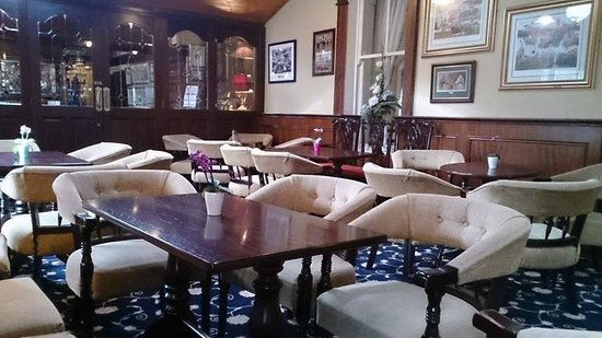 The Station House Hotel : relaxing