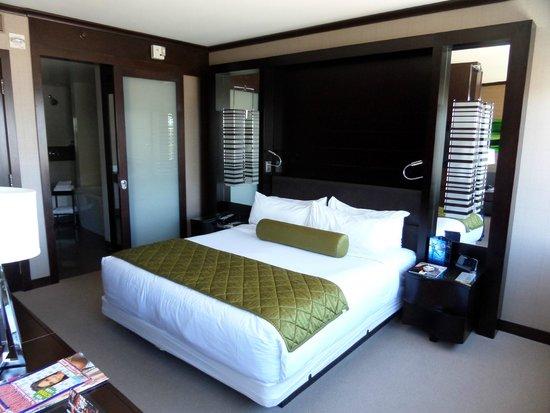 Vdara Hotel & Spa: Bedroom
