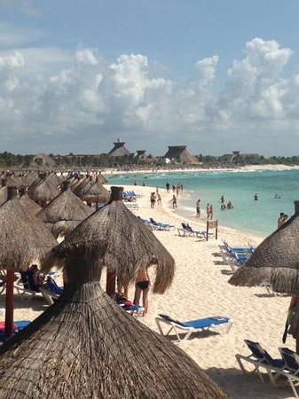 Grand Bahia Principe Coba : too crowded for me!