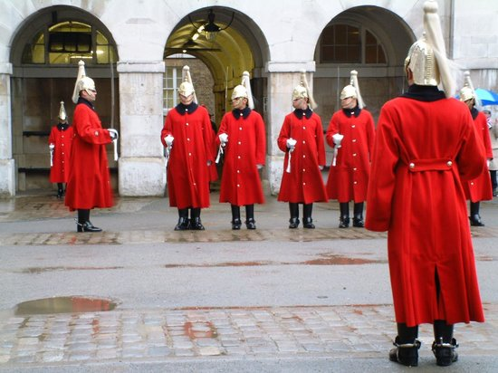 Horse Guards Building: HGB