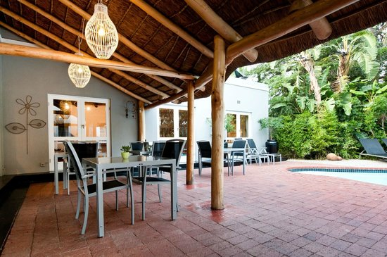 Ballinderry, The Robertson Guest House : Patio