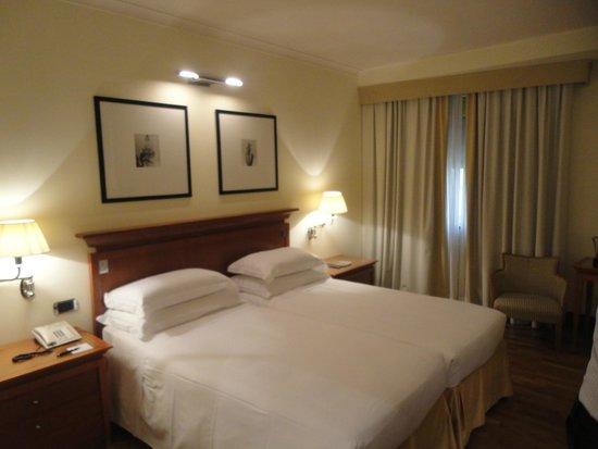 Starhotels Metropole: Room